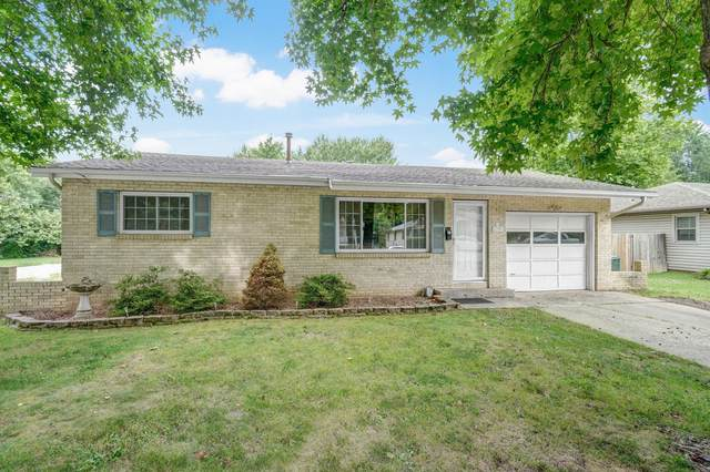 1359 S Arcadia Avenue, Springfield, MO 65804 (MLS #60168105) :: Team Real Estate - Springfield