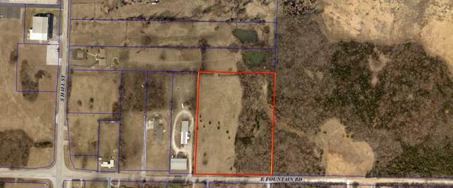 Xx SE Hall St & Fountain Rd, Webb City, MO 64870 (MLS #60168107) :: Team Real Estate - Springfield