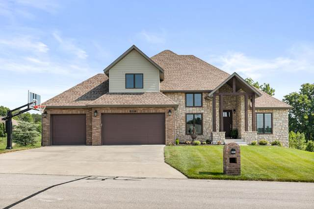4087 E Brookdale Terrace, Springfield, MO 65802 (MLS #60168118) :: Team Real Estate - Springfield