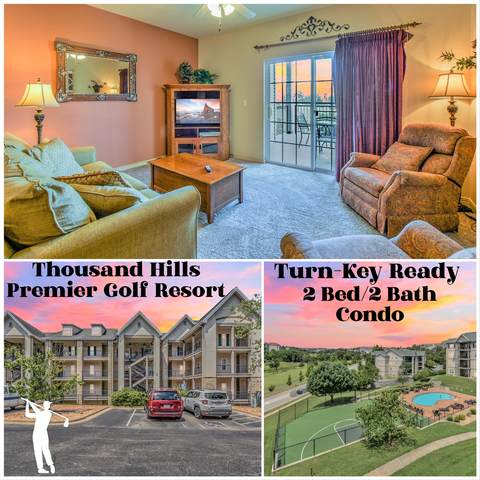 330 S Wildwood Drive #5, Branson, MO 65616 (MLS #60168168) :: Sue Carter Real Estate Group