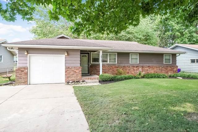 1412 S Barnes Avenue, Springfield, MO 65804 (MLS #60168169) :: Team Real Estate - Springfield