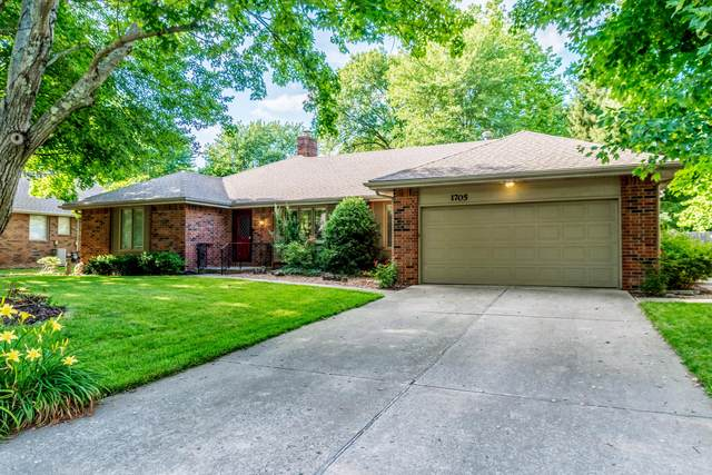 1705 E Vincent Drive, Springfield, MO 65804 (MLS #60168212) :: Team Real Estate - Springfield