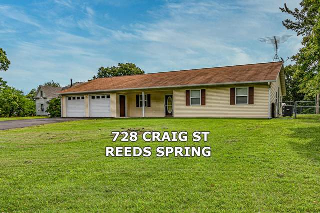 728 Craig Street, Reeds Spring, MO 65737 (MLS #60168215) :: Sue Carter Real Estate Group