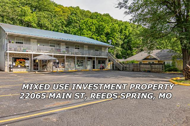 22065 Main Street, Reeds Spring, MO 65737 (MLS #60168253) :: The Real Estate Riders