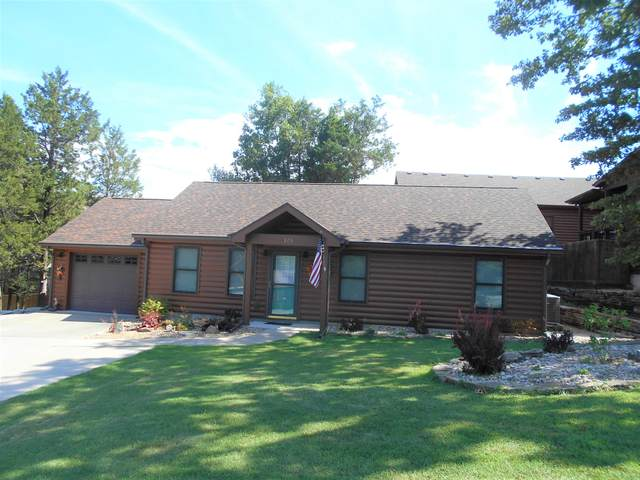 125 Whispering Pine Way, Hollister, MO 65672 (MLS #60168337) :: Team Real Estate - Springfield
