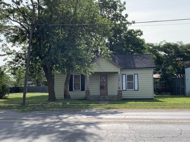 120 N Main Street, Seymour, MO 65746 (MLS #60168417) :: Team Real Estate - Springfield