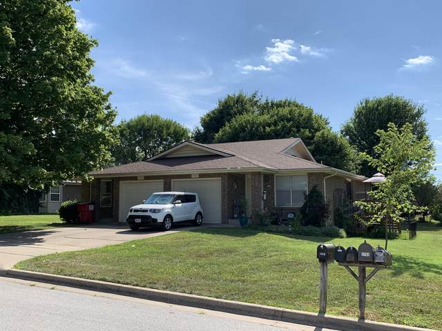 3755/3761 N Rogers Avenue, Springfield, MO 65803 (MLS #60168427) :: Team Real Estate - Springfield