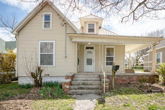 2032 N Grant Avenue, Springfield, MO 65803 (MLS #60168597) :: The Real Estate Riders