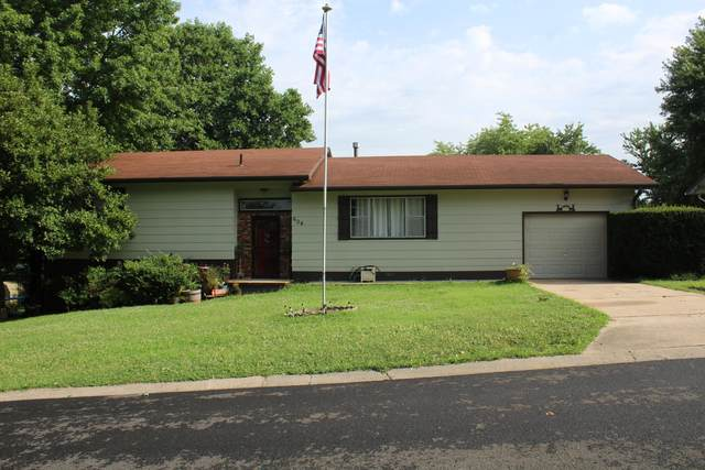 604 Carson Street, Neosho, MO 64850 (MLS #60168809) :: The Real Estate Riders