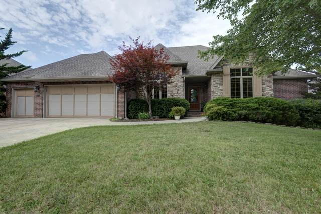 6025 S Lakepoint Drive, Springfield, MO 65804 (MLS #60169014) :: Weichert, REALTORS - Good Life