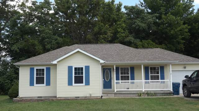 201 S Arch Street, Carterville, MO 64835 (MLS #60169295) :: The Real Estate Riders