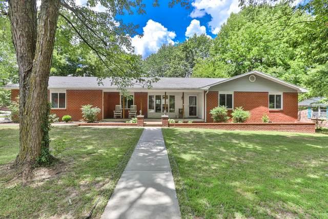 1525 S Oakland Avenue, Bolivar, MO 65613 (MLS #60169536) :: Sue Carter Real Estate Group