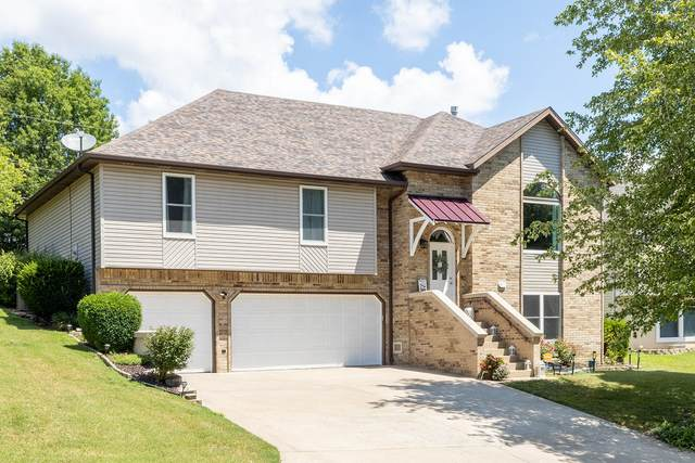2023 W Arlington Street, Springfield, MO 65810 (MLS #60169571) :: The Real Estate Riders