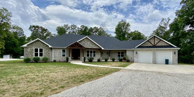 1576 E 464th Road, Bolivar, MO 65613 (MLS #60169587) :: Sue Carter Real Estate Group