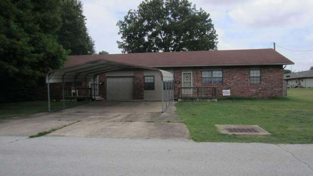 320 N College Avenue, Republic, MO 65738 (MLS #60169668) :: The Real Estate Riders