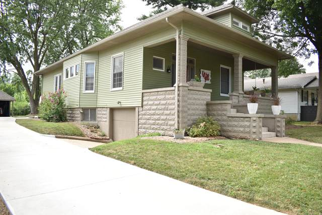 610 N Lincoln Avenue, Monett, MO 65708 (MLS #60169676) :: The Real Estate Riders