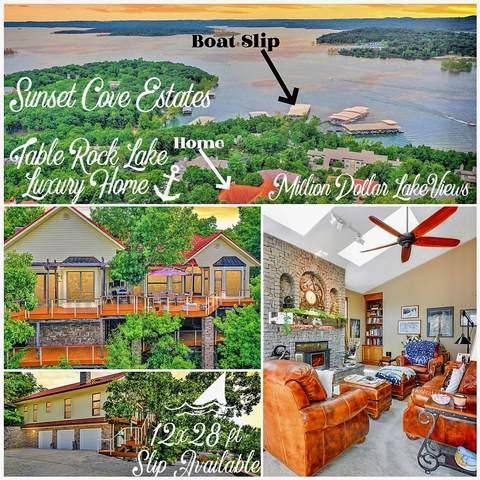 58 Monterey Drive, Branson, MO 65616 (MLS #60169723) :: Sue Carter Real Estate Group