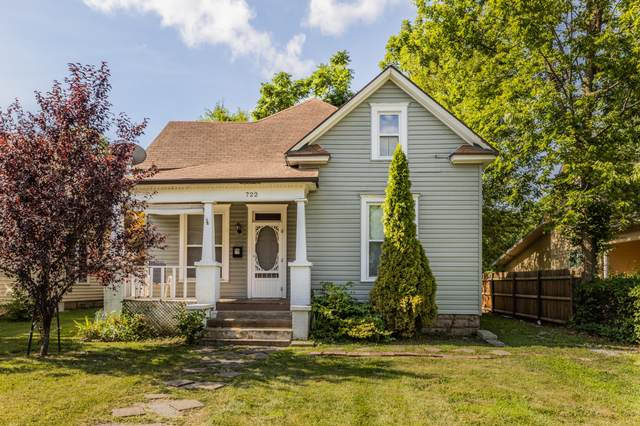 722 W Central Street, Springfield, MO 65802 (MLS #60169735) :: The Real Estate Riders