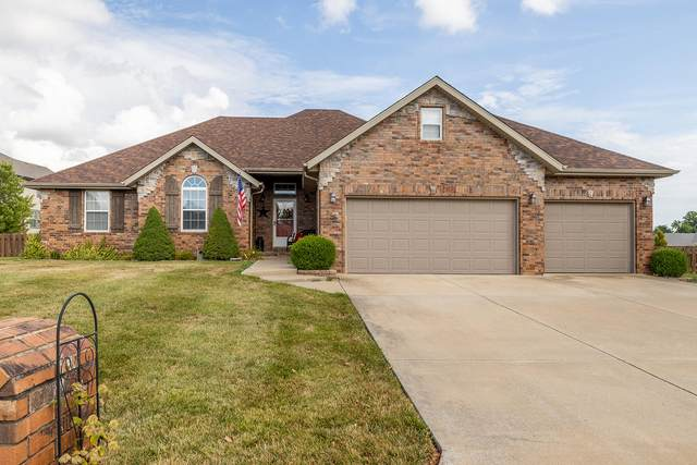 348 Shores Parkway, Rogersville, MO 65742 (MLS #60169761) :: Evan's Group LLC