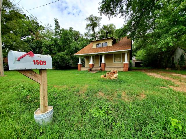 1505 W Hovey Street, Springfield, MO 65802 (MLS #60169779) :: Sue Carter Real Estate Group