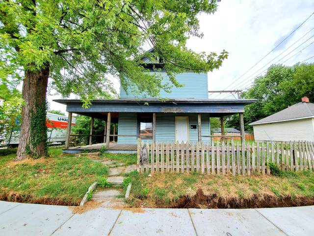 1841 N Broadway Avenue, Springfield, MO 65803 (MLS #60169782) :: Weichert, REALTORS - Good Life