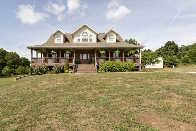 12390 W Faith Lane, Republic, MO 65738 (MLS #60169800) :: The Real Estate Riders