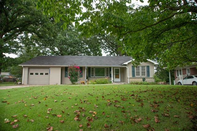 1309 Oak Ridge, Neosho, MO 64850 (MLS #60169818) :: Sue Carter Real Estate Group