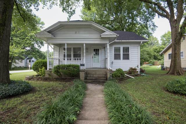 1183 S Maryland Avenue, Springfield, MO 65807 (MLS #60169927) :: Weichert, REALTORS - Good Life
