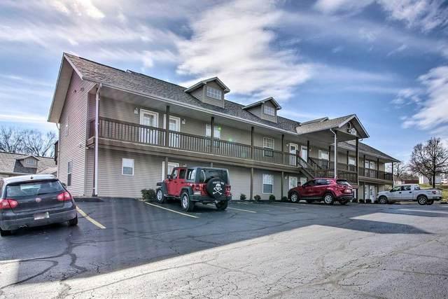 29 Fall Creek Drive #7, Branson, MO 65616 (MLS #60170222) :: The Real Estate Riders
