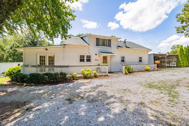 889 State Highway T, Bois D Arc, MO 65612 (MLS #60170230) :: Sue Carter Real Estate Group