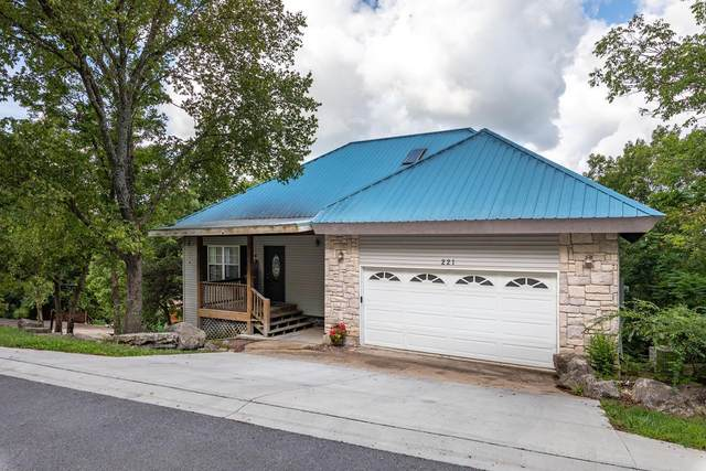 221 Westminster Place, Hollister, MO 65672 (MLS #60170367) :: Evan's Group LLC