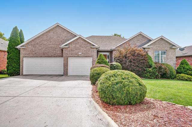 1718 N 22nd Street, Ozark, MO 65721 (MLS #60170379) :: Weichert, REALTORS - Good Life