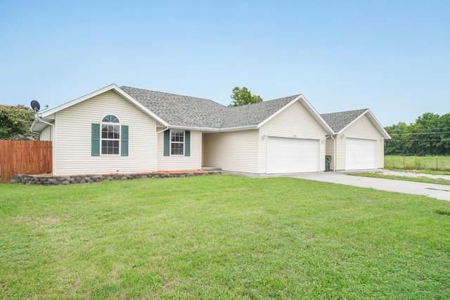 1814 Tyler, Aurora, MO 65605 (MLS #60170381) :: Team Real Estate - Springfield