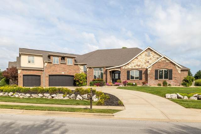 5065 E Hedgerow Drive, Springfield, MO 65802 (MLS #60170406) :: Sue Carter Real Estate Group