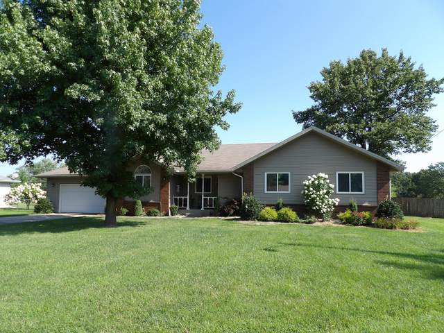 201 Sally Lane, Strafford, MO 65757 (MLS #60170436) :: The Real Estate Riders