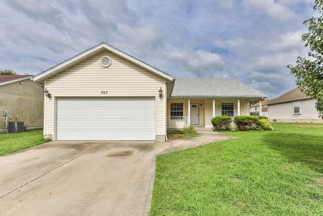 707 S Eastridge, Nixa, MO 65714 (MLS #60170437) :: Sue Carter Real Estate Group