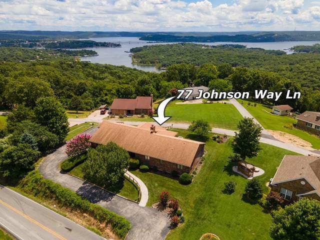 77 Johnson Way Lane, Kimberling City, MO 65686 (MLS #60170451) :: The Real Estate Riders