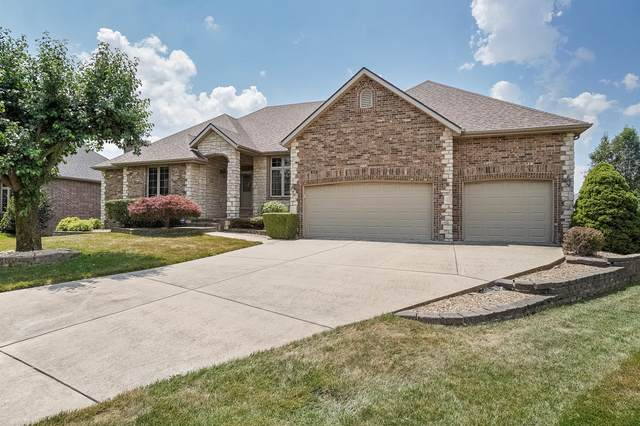820 E Sterling Ridge Court, Springfield, MO 65810 (MLS #60170457) :: The Real Estate Riders