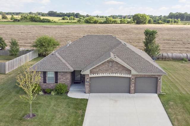 898 Capitol Hill Drive, Rogersville, MO 65742 (MLS #60170467) :: Team Real Estate - Springfield