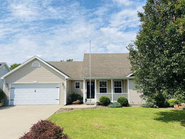 725 E Laird Street, Bolivar, MO 65613 (MLS #60170498) :: The Real Estate Riders