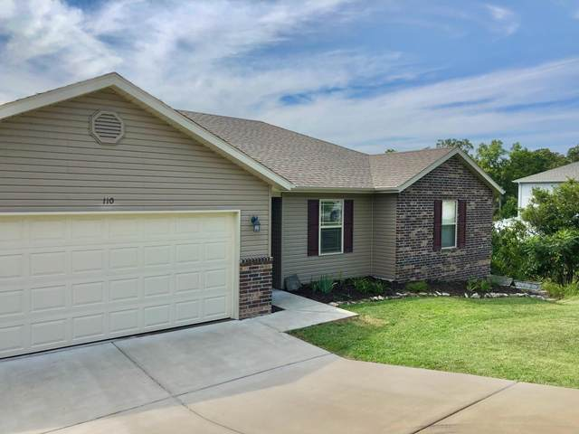 110 Anne Lane, Branson, MO 65616 (MLS #60170518) :: Weichert, REALTORS - Good Life