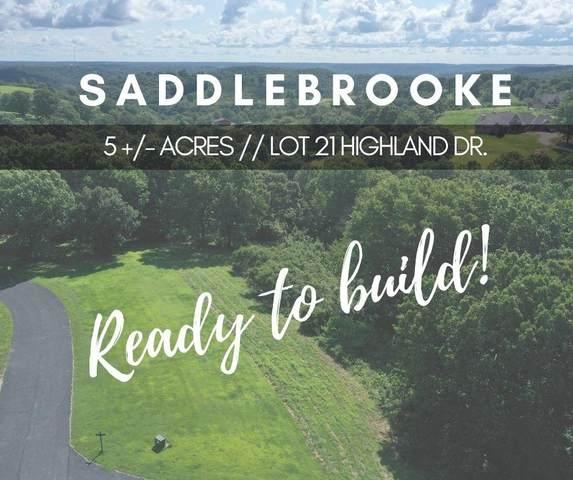 000 Highland Drive Lot 21, Saddlebrooke, MO 65630 (MLS #60170579) :: The Real Estate Riders