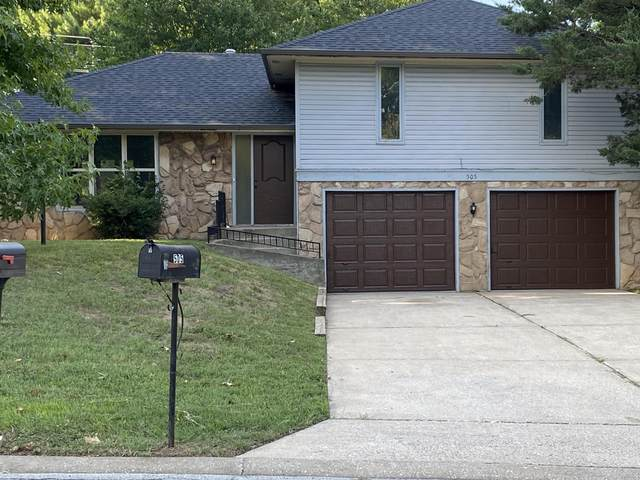 505 E Cardinal Street, Springfield, MO 65810 (MLS #60170585) :: The Real Estate Riders
