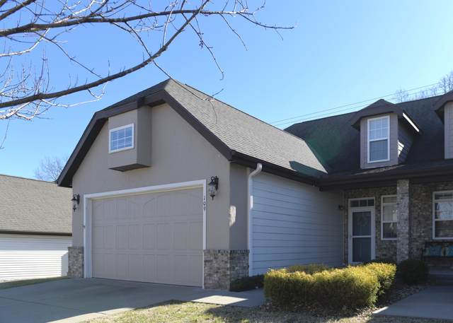 109 Residence Lane #1, Branson, MO 65616 (MLS #60170616) :: The Real Estate Riders