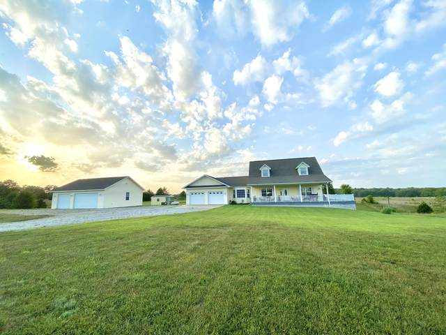 6552 Private Road 1601, West Plains, MO 65775 (MLS #60170624) :: The Real Estate Riders