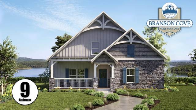 Tbd Branson Cove, Hollister, MO 65672 (MLS #60170647) :: The Real Estate Riders
