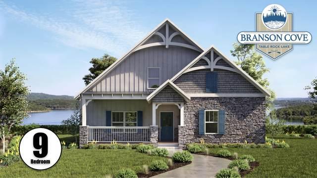Tbd Branson Cove, Hollister, MO 65672 (MLS #60170647) :: Evan's Group LLC