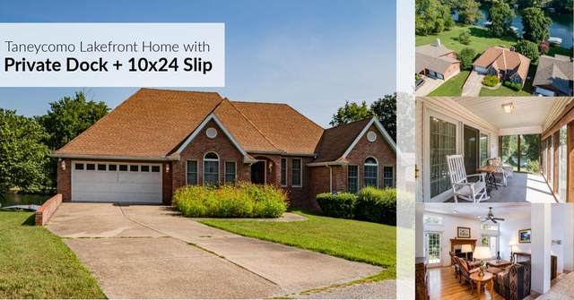 306 Michael Avenue, Hollister, MO 65672 (MLS #60170657) :: The Real Estate Riders