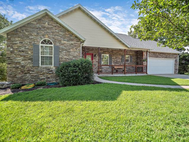 591 Indian Valley Road, Branson West, MO 65737 (MLS #60170663) :: Weichert, REALTORS - Good Life