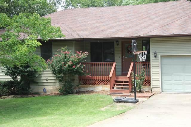 2249 E Ridgecrest Street, Ozark, MO 65721 (MLS #60170692) :: Evan's Group LLC